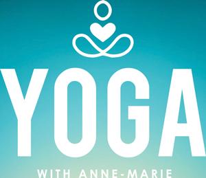 Anne Marie Yoga Logo