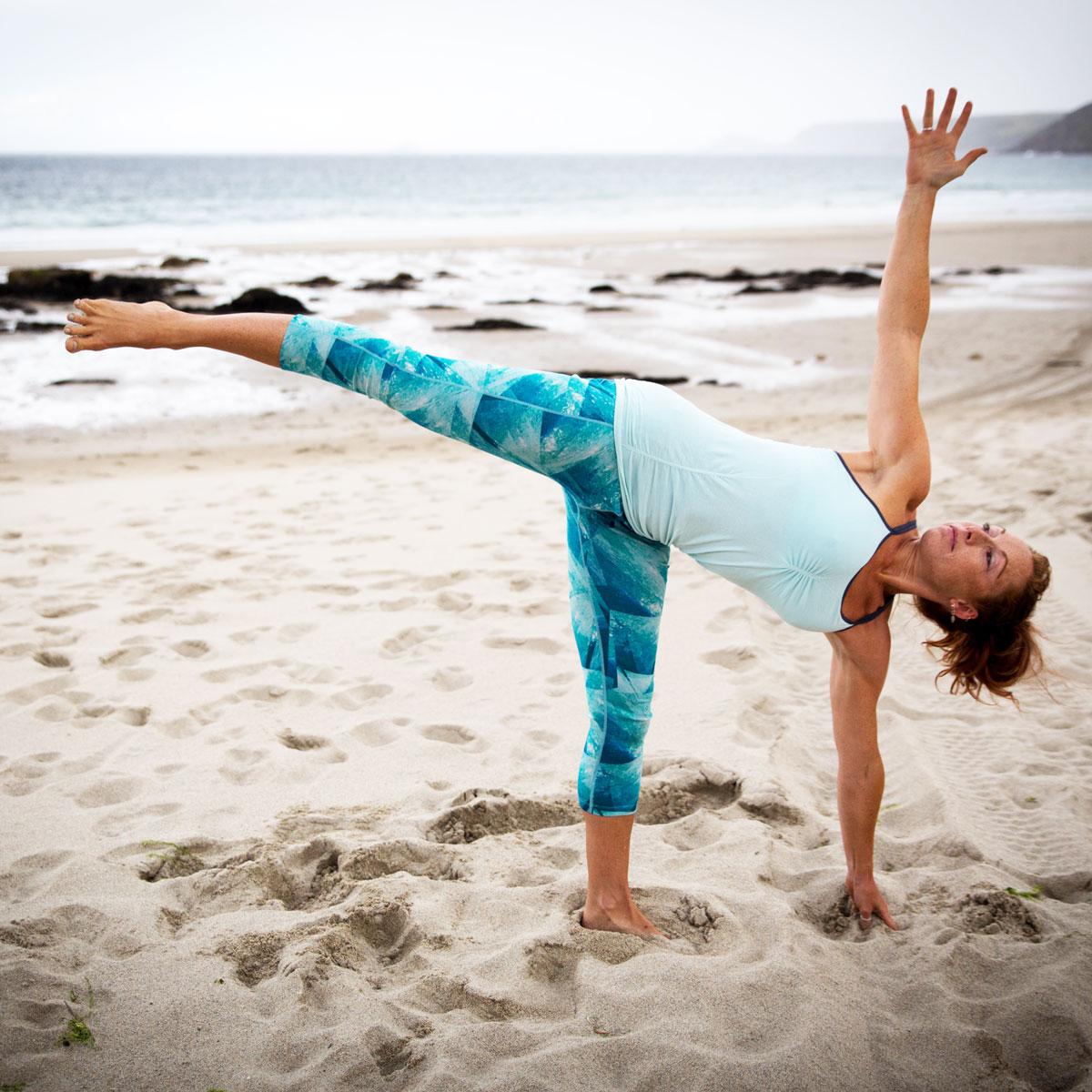 teach yoga penzance